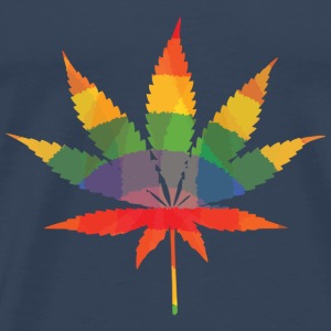 Colored leaf sportswear - Men's Premium T-Shirt