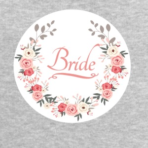 bride_rose_wreath T-skjorter - Sweatshirts for menn fra Stanley & Stella