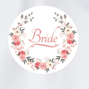 bride_rose_wreath T-skjorter - Gymbag