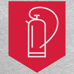 Fire extinguisher T-Shirts - Men's Sweatshirt by Stanley & Stella