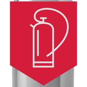 Fire extinguisher T-Shirts - Water Bottle