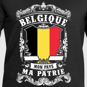 Belgique - Belgium - Belgium Tops - Men's Sweatshirt by Stanley & Stella