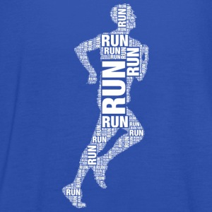 runner running Shirts - Women's Tank Top by Bella