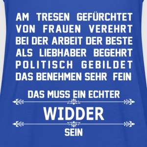 widder T-Shirts - Frauen Tank Top von Bella