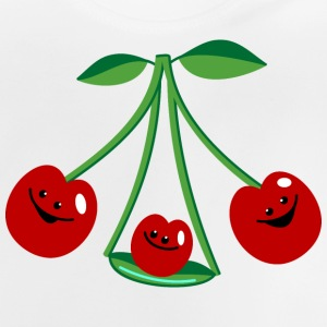Three cherries Sweaters - Baby T-shirt