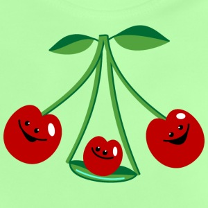 Three cherries Tops - Baby T-Shirt