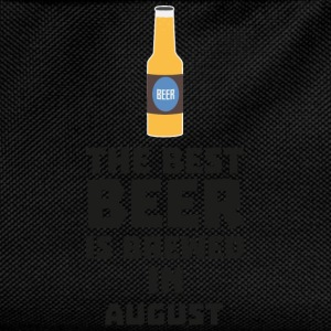 Best beer is brewed in August. Sw06j T-Shirts - Kids' Backpack