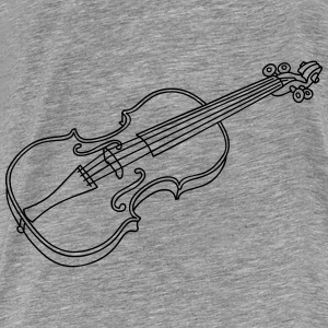 Violin / fiddle Hoodies & Sweatshirts - Men's Premium T-Shirt