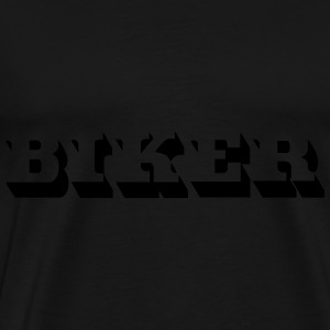 Biker sweaters & hoodies - Men's Premium T-Shirt