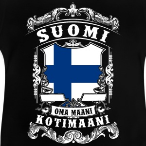 Suomi - Finland - Finnland T-Shirts - Baby T-Shirt