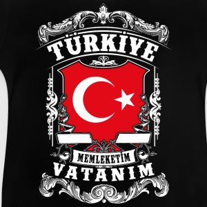 Türkiye-Turkey - Turkey Long Sleeve Shirts - Baby T-Shirt