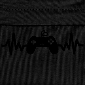 Gaming is life, geek,gamer,console - Sac à dos Enfant