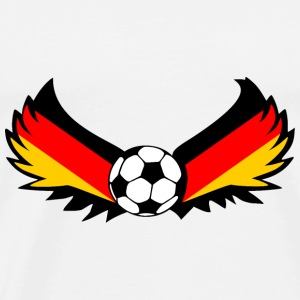 Football Germany sportswear - Men's Premium T-Shirt