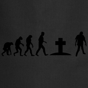 zombi evolution T-Shirts - Kochschürze