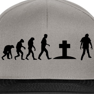 zombi evolution T-Shirts - Snapback Cap
