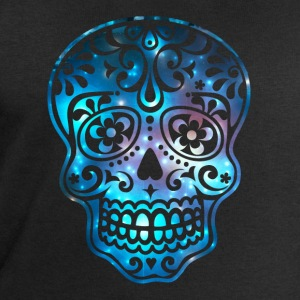 Sugar Skull, Crâne, Space, Galaxy Style Tee shirts - Sweat-shirt Homme Stanley & Stella