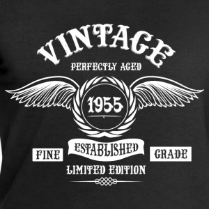 Vintage Perfectly Aged 1955 T-Shirts - Men's Sweatshirt by Stanley & Stella