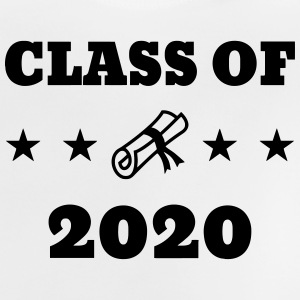 Class of 2020 - School - Schule - Ecole - Student Shirts - Baby T-Shirt