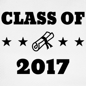 Class of 2017 - School - Schule - Ecole - Student T-Shirts - Baseball Cap