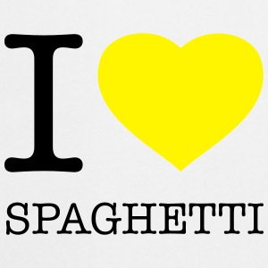 I LOVE SPAGHETTI - Cooking Apron