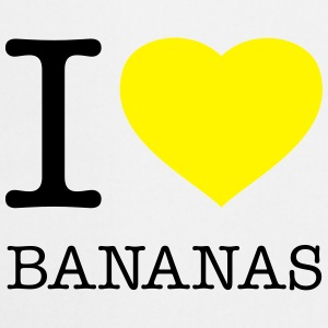 I LOVE BANANAS - Kokkeforkle