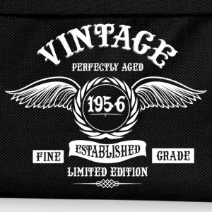 Vintage Perfectly Aged 1956 T-Shirts - Kids' Backpack