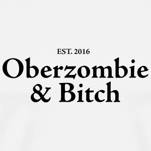 O zombie & Balamurugan cups & accessories - Men's Premium T-Shirt