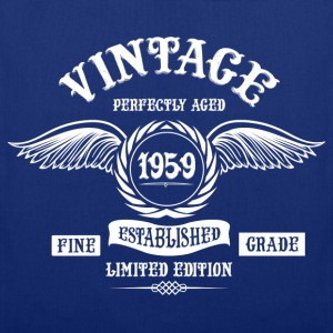 Vintage Perfectly Aged 1959 T-Shirts - Tote Bag