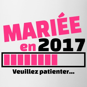 mariée en 2017 Sweat-shirts - Tasse