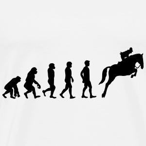 Equestrian evolution bags & backpacks - Men's Premium T-Shirt
