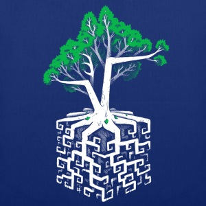 Cube Root T-Shirts - Tote Bag