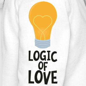 Logic of love bulp So2kl design Mugs & Drinkware - Men's Premium Hoodie