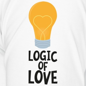 Logic of love bulp So2kl design Mugs & Drinkware - Men's Premium T-Shirt
