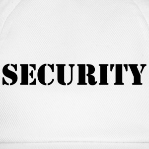 Security Shirts - Baseballcap