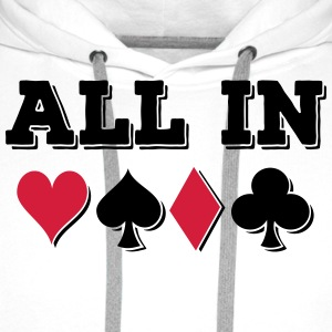 All in 2C T-Shirts - Männer Premium Hoodie