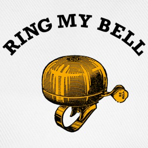 ring_my_bell T-Shirts - Baseball Cap