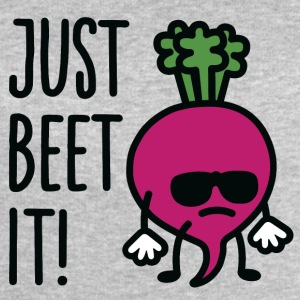Just beet it! Tee shirts - Sweat-shirt Homme Stanley & Stella