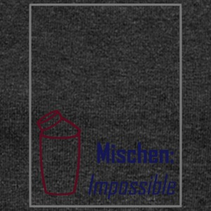 Mischen: Impossible T-Shirts - Women's Boat Neck Long Sleeve Top