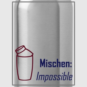 Mischen: Impossible T-Shirts - Water Bottle
