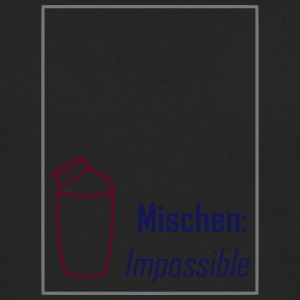 Mischen: Impossible T-Shirts - Men's Premium Longsleeve Shirt