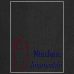 Mischen: Impossible T-Shirts - Cooking Apron