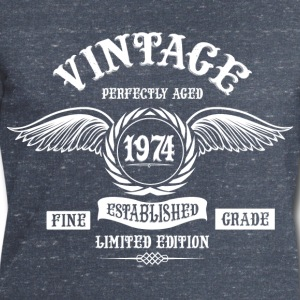 Vintage Perfectly Aged 1974 T-Shirts - Men's Sweatshirt by Stanley & Stella