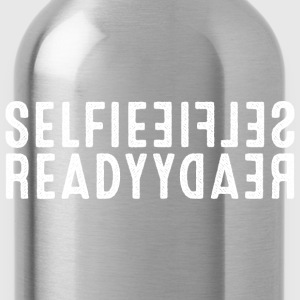Selfie Ready T-Shirts - Trinkflasche