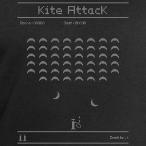 Kite Attack Tee shirts - Sweat-shirt Homme Stanley & Stella