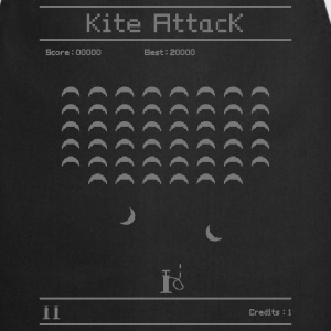 Kite Attack Tee shirts - Tablier de cuisine