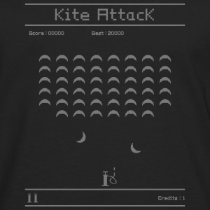 Kite Attack Tee shirts - T-shirt manches longues Premium Homme
