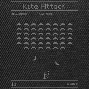 Kite Attack Tee shirts - Casquette snapback