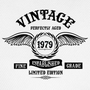 Vintage Perfectly Aged 1979 T-Shirts - Baseball Cap