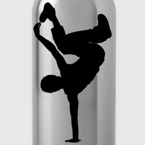 Breakdancer - Trinkflasche