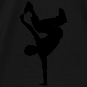 Breakdancer - Männer Premium T-Shirt